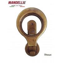 APPENDIABITI PORTABITO A MURO MANDELLI MADE IN ITALY  - SERIE CLASSICA - VINTAGE