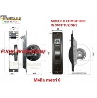 AVVOLGITORE PER TAPPARELLE SEMINCASSO Metri 6 Int.mm.210 COMPATIBILE TIPO SECCO