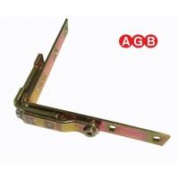 Angolare superiore AGB A343210700 per ferramenta a nastro TESI 01649624 Dx/Sx