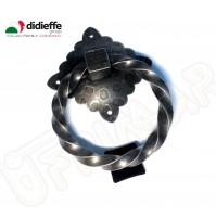 BATTENTE IN FERRO BATTUTO PER PORTE D.mm.105 serie MARMOLADA DIDIEFFE
