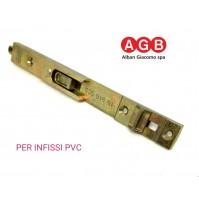 CATENACCIO SUPERIORE AGB A200362202 53501801 PER INFISSI IN PVC ANTA RIBALTA