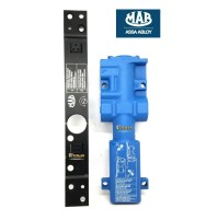 CHIUDIPORTA DA ARCHITRAVE A SCOMPARSA MAB 812 802 FORZA 2 PORTA L.max mm.850