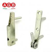Cerniera AGB anta ribalta A400150701 per infissi PVC LEGNO Kg.80 01619539