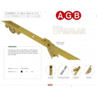 Cremonese AGB anta ribalta TESI A301101502 cm.60/80 GR2 per infissi legno