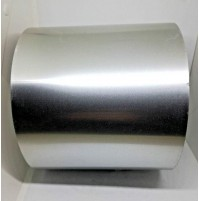Fascia in alluminio  H. mm.250 x L.mm.1000  profilo zoccolo per porta portone