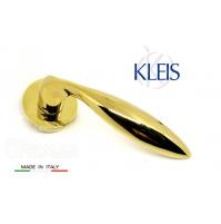 Maniglia KLEIS LIBYA art. 00B1302 Oro PVD maniglie per porte RDS porte interne